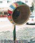 Telefone público berimbau