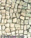 Pedra portuguesa branca