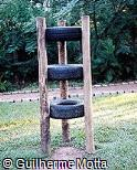 Torre de pneus