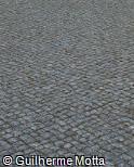 Pedra portuguesa cinza