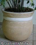 Vaso de cerâmica