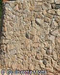 Muro de Pedra Almofadada