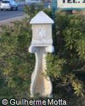 Caixa de correio casinha