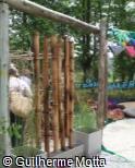 Sino grande de bambu