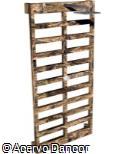 Chuveirão em estrado de madeira tipo 3